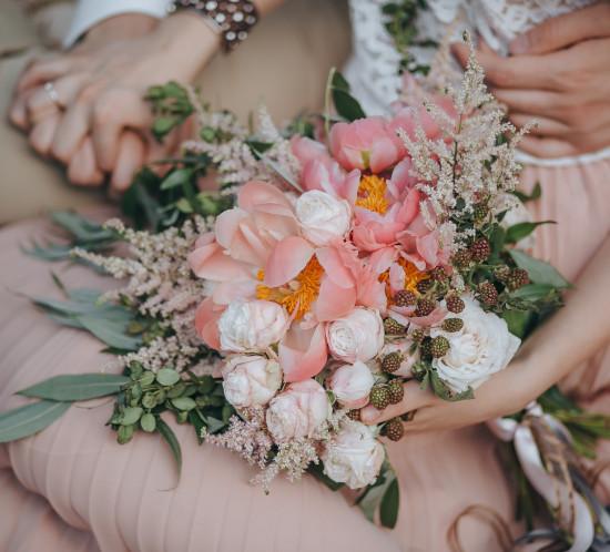 Bröllopsinspiration från Ekoguld