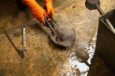Guldgruvan Cotapata i Bolivia